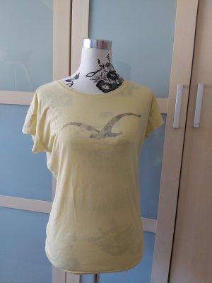 Cleptomanicx Print Shirt primrose