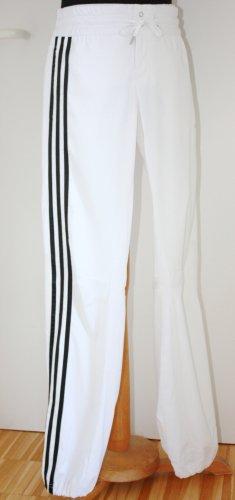 Climacool Stretch Pant in weiß von adidas, Gr. S