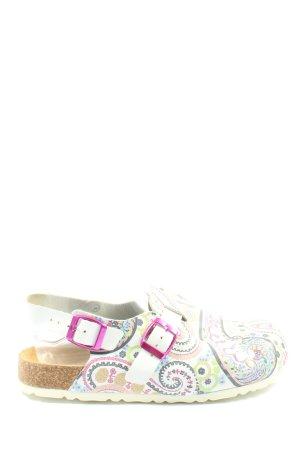 Clinic Dress Sandalo comodo stampa integrale stile casual
