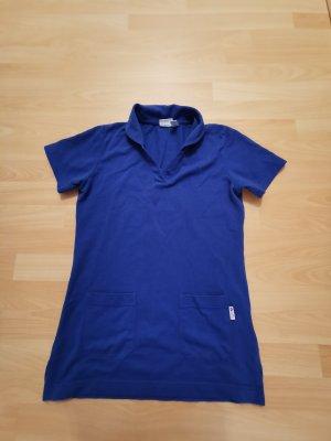 Clinic Dress Longshirt Gr. 34 /36 Blau
