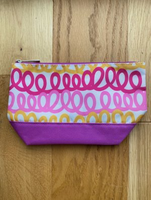 clinique Makeup Bag multicolored polyester