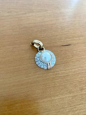 Clip-Anhänger Perle