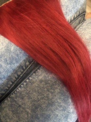 Rapunzel of Schweden Bandeau cheveux rouge