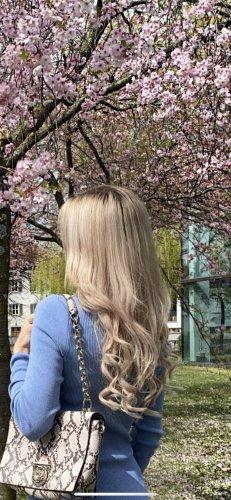 Luxy Hair Ozdoby na głowę bladożółty