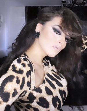 Bijou Brigitte Oorclips zwart