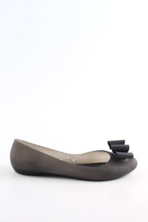 CLN Foldable Ballet Flats black casual look