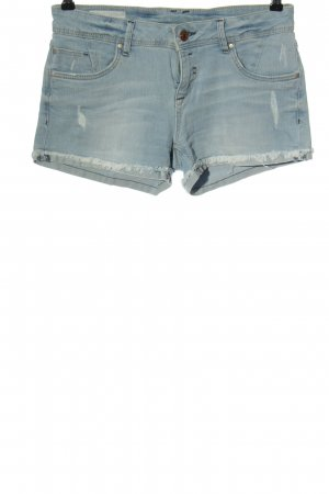 Clockhause Denim Shorts blue casual look