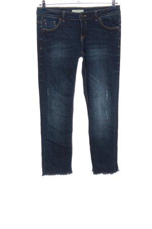 Clockhouse 7/8 Jeans blau Casual-Look
