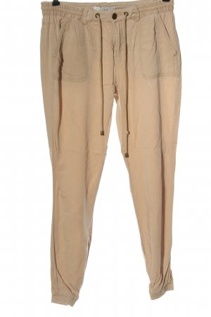 Clockhouse Luźne spodnie nude W stylu casual