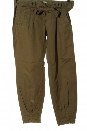 Clockhouse Baggy Pants brown casual look