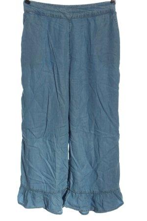 Clockhouse Baggy Pants blue casual look