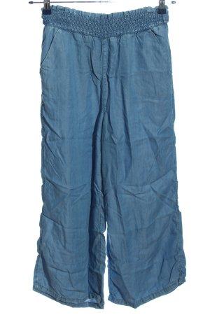 Clockhouse Pantalon «Baggy» bleu style décontracté