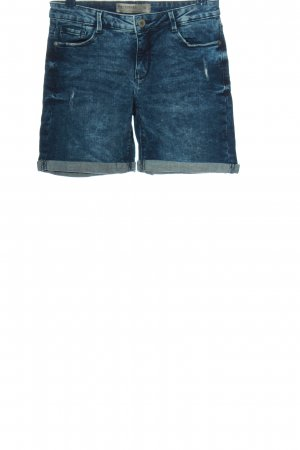 Clockhouse Bikerjeans blau Casual-Look