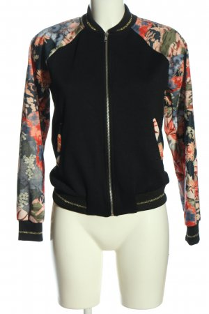 Clockhouse Bomber Jacket allover print casual look