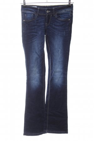 Clockhouse Boot Cut Jeans blau Casual-Look