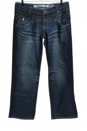 Clockhouse Jeans boyfriend blu stile casual