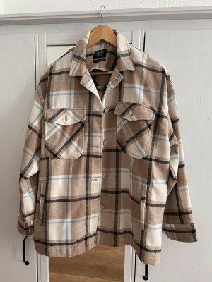 clockhouse c & a jacket checkered