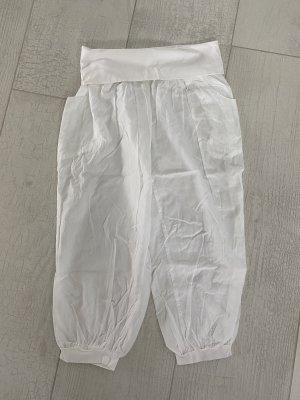 C&A Clockhouse Pantalon large blanc