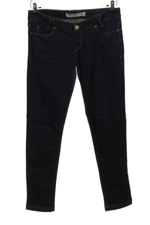 Clockhouse Pantalón de cinco bolsillos azul look casual
