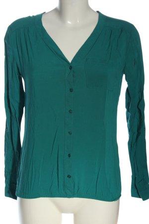 Clockhouse Hemd-Bluse grün Elegant