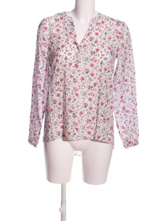 Clockhouse Hemd-Bluse pink-rot Allover-Druck Casual-Look