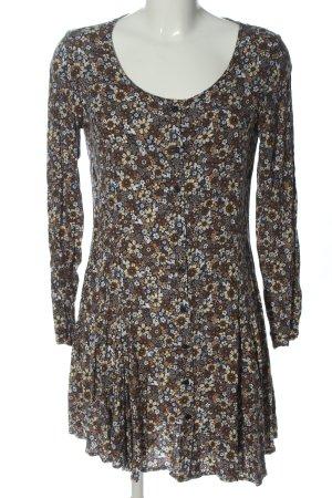 Clockhouse Koszulowa sukienka Na całej powierzchni W stylu casual