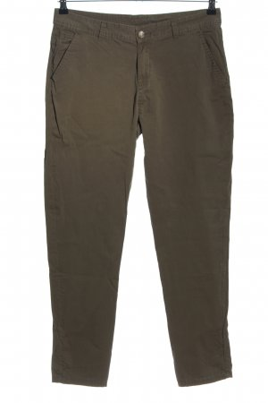 Clockhouse High-Waist Hose khaki Casual-Look
