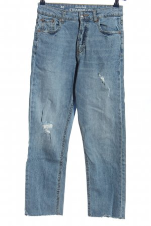 Clockhouse High Waist Jeans blau Casual-Look