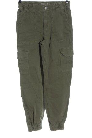 Clockhouse High Waist Jeans khaki casual look
