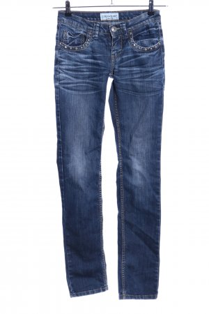Clockhouse Hüftjeans blau Casual-Look