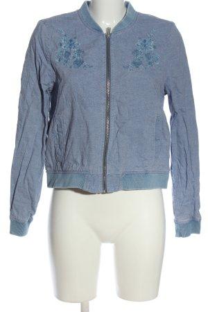 Clockhouse Blazer en jean bleu style décontracté