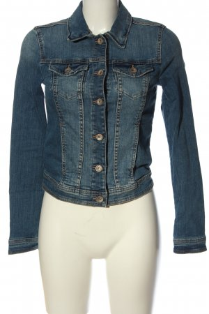 Clockhouse Jeansjacke blau Casual-Look