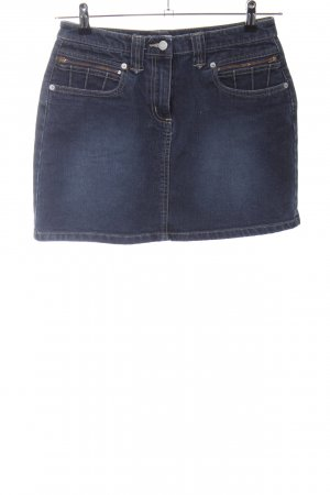 Clockhouse Jeansrock blau Casual-Look