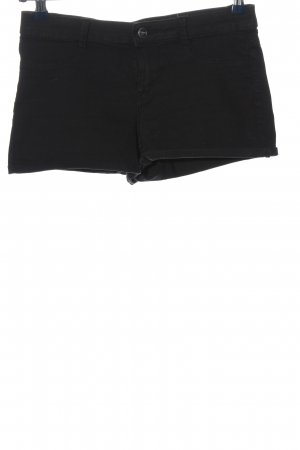 Clockhouse Jeansshorts schwarz Casual-Look
