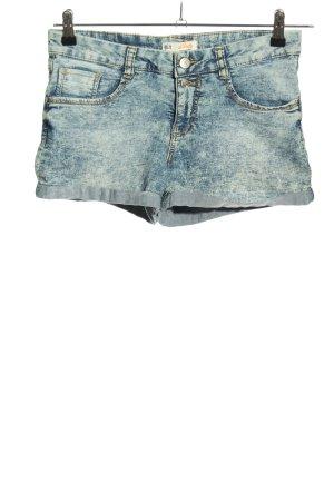 Clockhouse Denim Shorts blue casual look