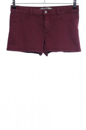 Clockhouse Jeansshorts rot Casual-Look