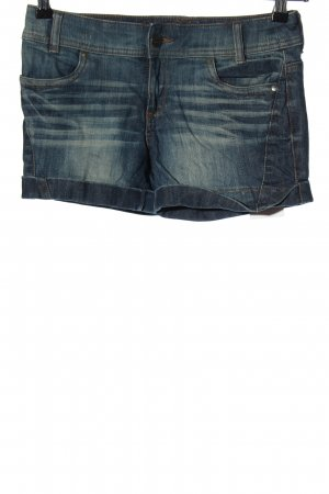 Clockhouse Jeansshorts blau Casual-Look