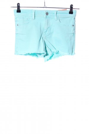 Clockhouse Jeansshorts türkis Casual-Look