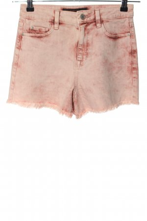 Clockhouse Jeansshorts pink Casual-Look