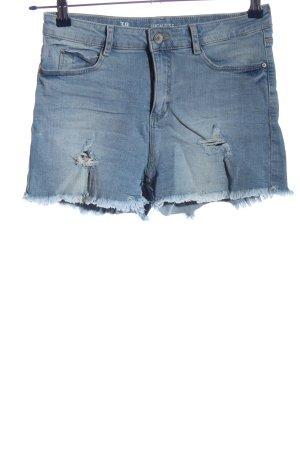 Clockhouse Jeansshorts blau Casual-Look