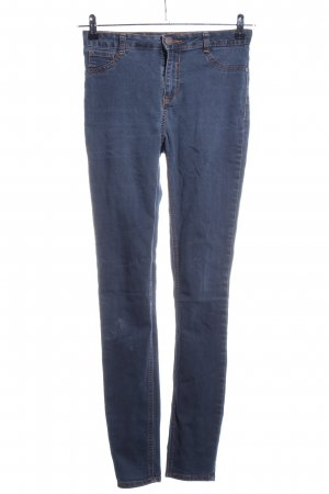Clockhouse Jeggings blu stile casual