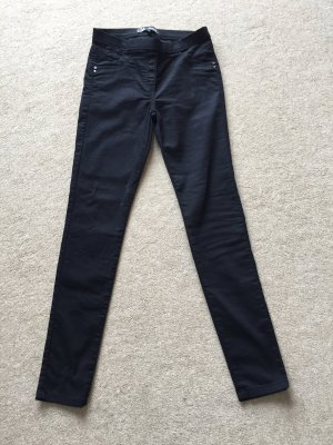 Clockhouse Jeggings Gr.38, schwarz