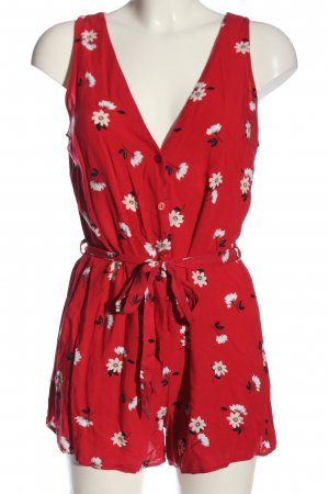 Clockhouse Jumpsuit Allover-Druck Casual-Look