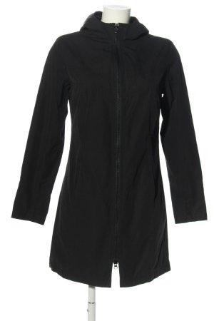 Clockhouse Hooded Coat black casual look