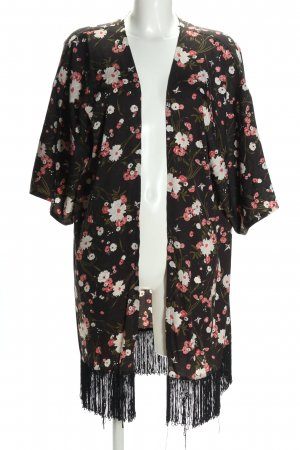 Clockhouse Kimono estampado repetido sobre toda la superficie look casual