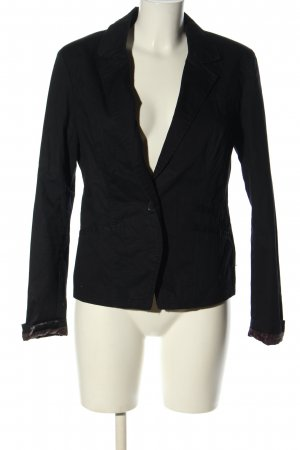 Clockhouse Kurz-Blazer schwarz Business-Look