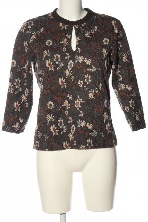 Clockhouse Long Sleeve Blouse allover print casual look