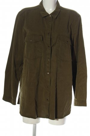 Clockhouse Long Sleeve Shirt brown casual look