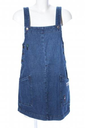 Clockhouse Overall blauw casual uitstraling