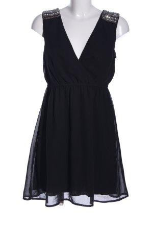 Clockhouse Minikleid schwarz Elegant